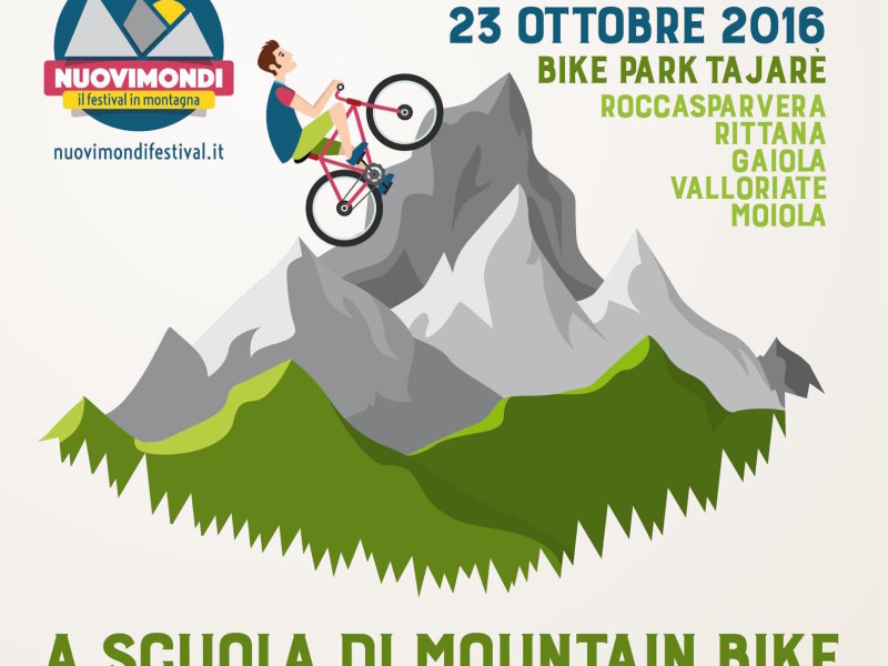 Copia di volantino mountain bike