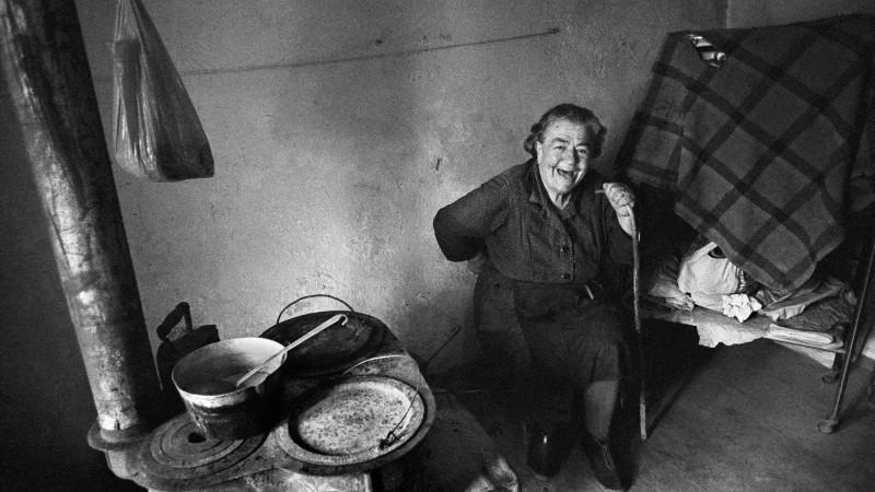 Fortunata, alta Langa, novembre 1977.