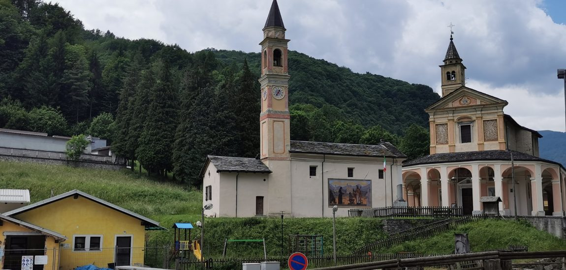 chiesa di rittana